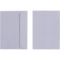 Quill Envelope 80GSM C6 Grey Pack of 25