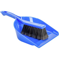 CLEANLINK DUSTPAN & BRUSH SET Blue