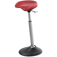 FOCAL UPRIGHT  MOBIS II STOOL Chili Pepper Red