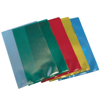 MARBIG ULTRA LETTER FILES A4 Assorted Pack of 10