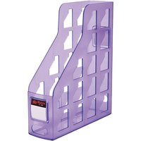 METRO 3462 MAGAZINE RACK Grape