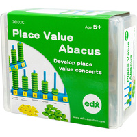 EDX EDUCATION ABACUS Place Value