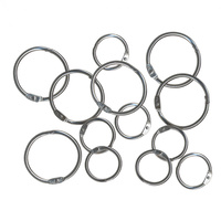 ESSELTE HINGED RINGS No.7 19mm