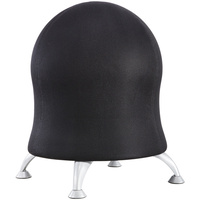 CHAIR SAFCO ZENERGY BALL Black Fabric