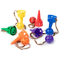 EDX EDUCATION SWING And Catch Cups