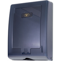 REGAL ULTRASLIM TOWEL DISPENSER Black