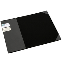 CUMBERLAND DESK MAT 450x590mm Sleeve&Corners Blk