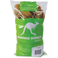 BOUNCE RUBBER BANDS® SIZE 109  500GM BAG
