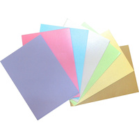 RAINBOW A4 ASSORTED 120gsm Paper Pearl