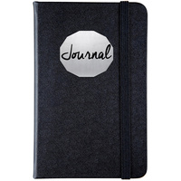 VAUXHALL ICON JOURNAL A5 Black PU